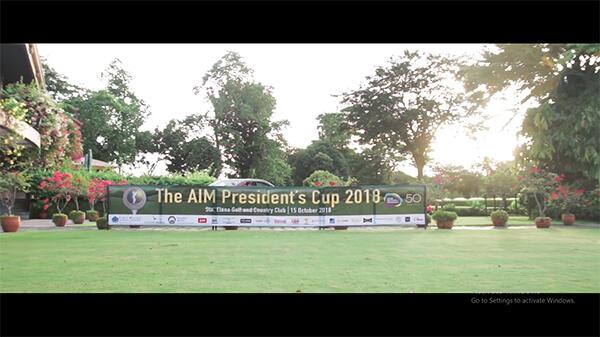 2018 AIM President's Cup Highlights