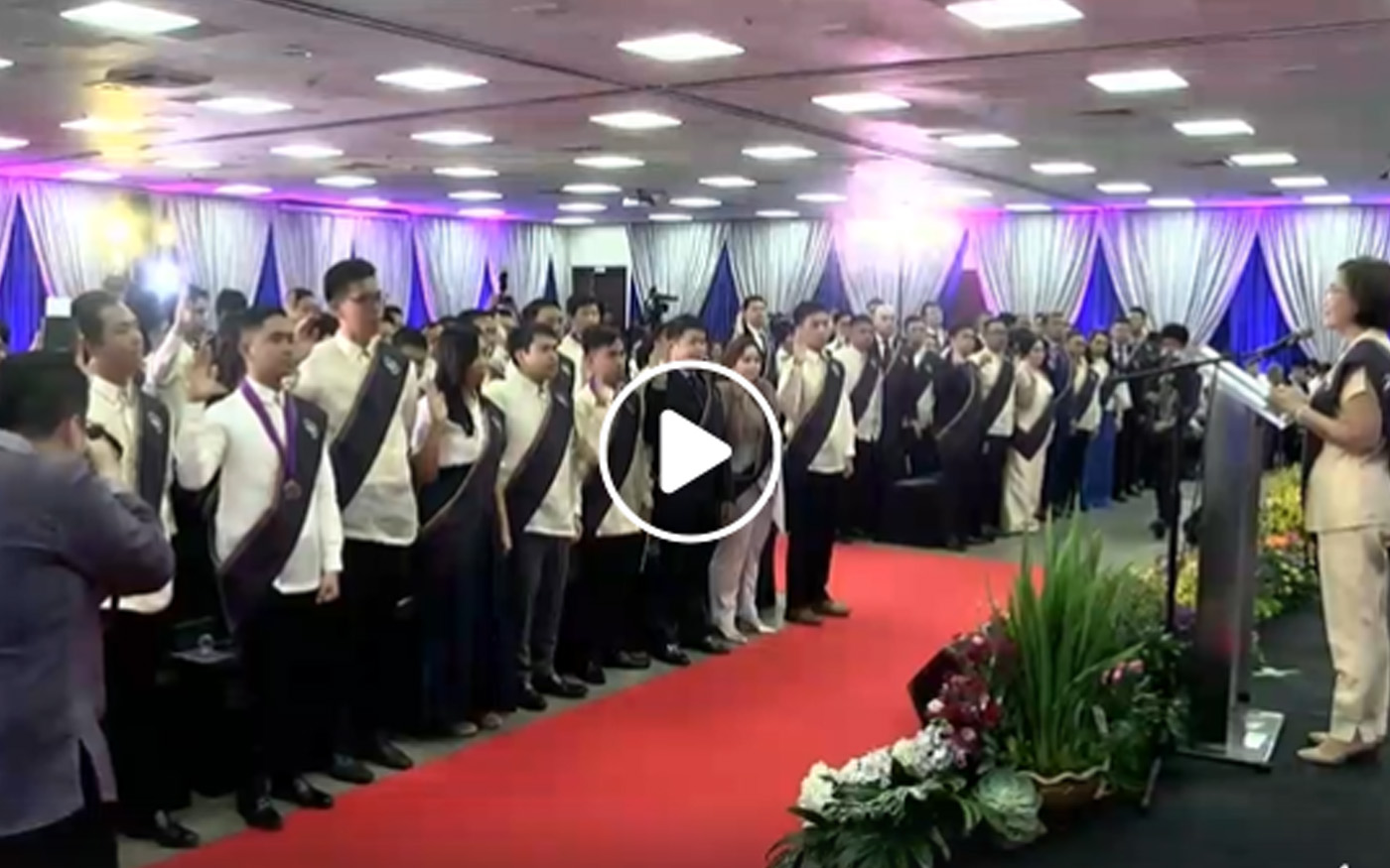 AIM June 2019 Commencement Exercises